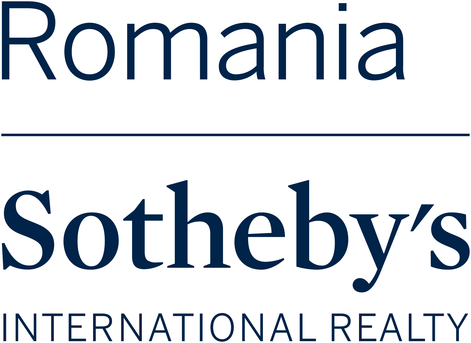 Logo Romania Sotheby's International Realty